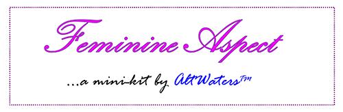 Feminine Aspect Banner