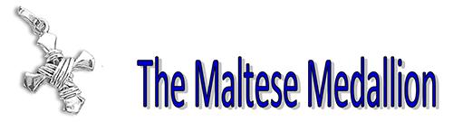 Maltese Medallion Banner